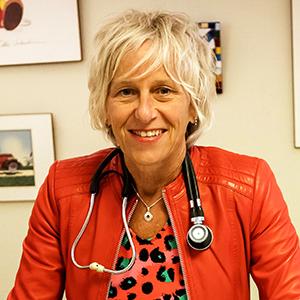 Drs. Lieneke van de Griendt | general practitioner and author
